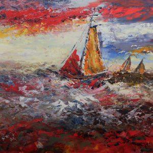 Jan-Woning-Zeilboot